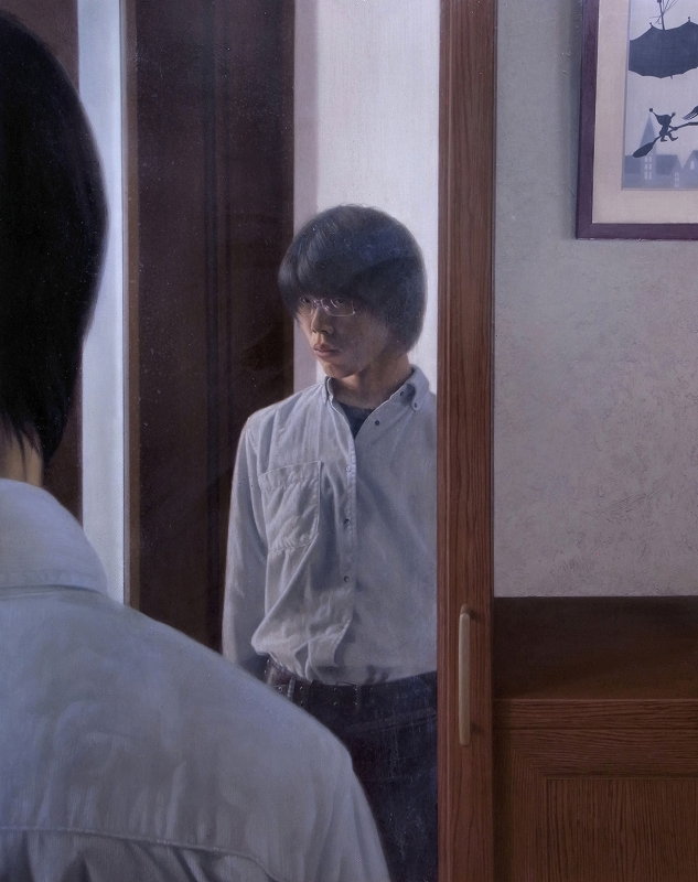 10岡村翔平「in the Mirror」