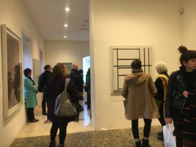 美術館の様子